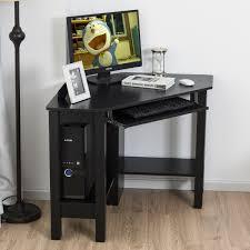 Light Oak Corner Computer Desk New Corner Computer Desk Winston Porter Kessler Reviews Wayfair