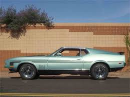 1972 Ford Mustang Mach 1 for Sale on ClassicCars.com - 3 Available