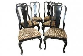 Leopard Print Dining Chairs Foter