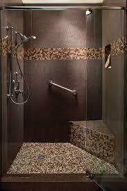tile shower stalls. Tile Shower Stall With Corner Seat In Same Color Stalls
