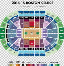 Td Garden Boston Celtics Boston Bruins Aircraft Seat Map