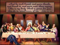 the lords last supper