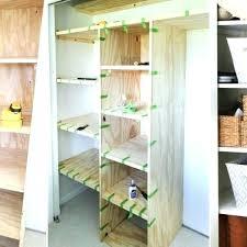how to build shelving in a closet build shelf in closet how to build shelves for how to build shelving in a closet