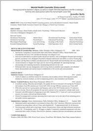 Mental health counselor job description sample 8 examples in