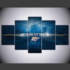 Okc Thunder Bedroom Decor Compare Prices On Thunder Landscape Painting Online Shopping Buy