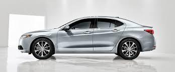 Among The Best Luxury Sedans Acura Models Shine