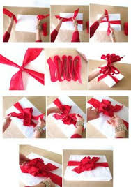 diy ribbon bows - Google Search