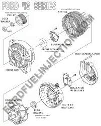 fuel injection technical library alternator files 4g alternator wiring diagram