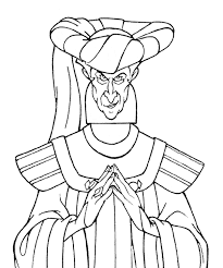 Small Picture Disney Villains Coloring Pages Disney Heaven Disney Coloring