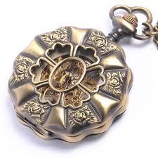 81stgeneration women s vintage mechanical pocket watch pendant necklace 78 cm ed retail products s