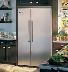 built in refrigerator. Interesting Built VCSB5483SS Viking 48 To Built In Refrigerator E