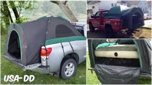 √ Compact Full Size Truck Bed Tent 2 Person Camping Hiking Hunting ...