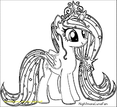 Free My Little Pony Coloring Pages Petitive Free Colouring Printable