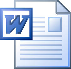 Image result for document word