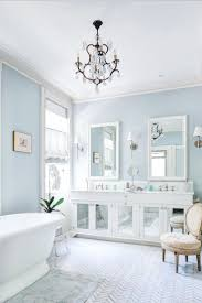 modern blue bathroom and brown ideas shower curtain walls designs