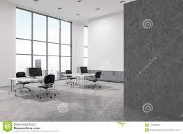 office corner. Concrete Floor Open Space Office Corner, Wall Corner M