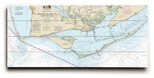 Sarasota Bay Nautical Chart Apalachicola Bay To Cape San Blas Fl Nautical Chart
