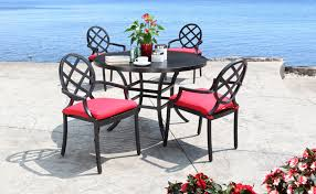 it s time to start planning your ultimate exterior entertainment area finding the perfect outdoor dining set for 4 is easy with cabana coast s easy