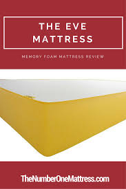 memory foam mattress king size. The Eve Mattress King Size Memory Foam Review