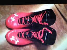 under armour breast cancer. free: under armour football breast cancer cleats