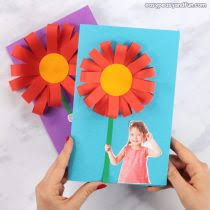 Glace Paper Flower 25 Wonderful Flower Crafts Ideas For Kids And Parents To