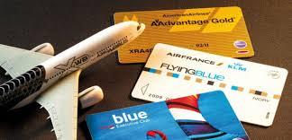 cartes de fidélité d american airlines air france klm et british airways