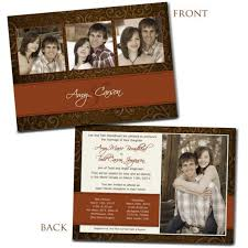 Collage Wedding Invitations Items Similar To Western Chic Collage Wedding Invitation On Etsy