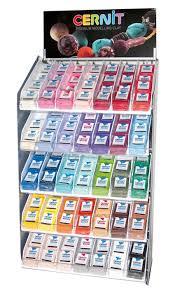 Cernit Color Chart Cernit Colour Set 10 Colors