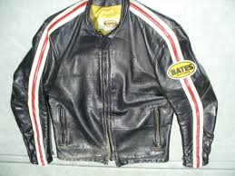 another vintage bates jacket in