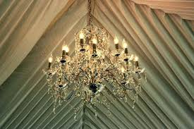 image of rustic shabby chic chandelier