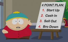 a step startup plan from south park s eric cartman business eric cartman south park startup plan