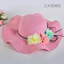 Mother And Daughter Travel Cap Wave Family Clothes Outfits
