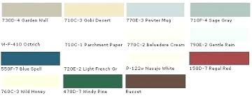 Interior Color Chart Behr Paint Color Chart Hispamun Com