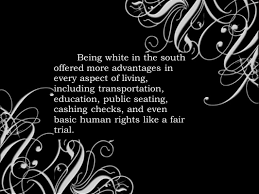 black like me by john howard griffin powerpoint by regan smith   in every aspect of living including transportation education public seating cashing checks and even basic human rights like a fair trial