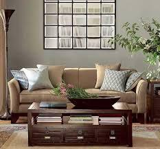 window mirror wall decor living room