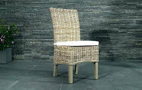 high back chair cushions patio wicker rattan natural cushion ikea