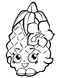 Shopkins Coloring Pages To Print Season 6 Gallery Of Coloring Pages