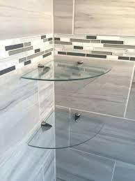 shower corner shower curtain rod bathroom shower glass corner shelves com john corner