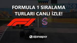Formula 1 Türkiye GP sıralama turları hangi kanaldan canlı izlenecek?