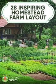 Small Picture 28 Farm Layout Design Ideas to Inspire Your Homestead Dream