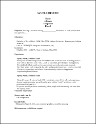 First Job Cv How To Write A Cv For The First Job
