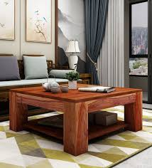 vermount coffee table with rack in