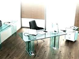 office desk furniture ikea. Glass Top Office Desk Tables Tempered Boss . Furniture Ikea