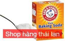 Các loại baking soda
