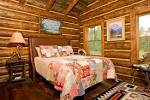Деревенский дизайн для спальни