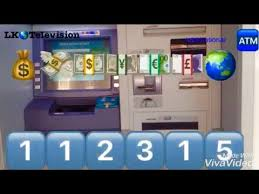Master Code For Vending Machines Simple ATM Master Hacking Code Worldwide YouTube