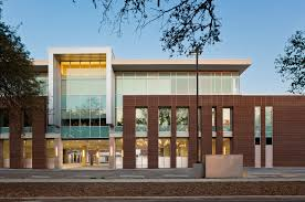 Modern High School Design Baton Rouge Magnet High School Chenevert Architects