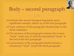 five paragraph essay  first paragraph 5