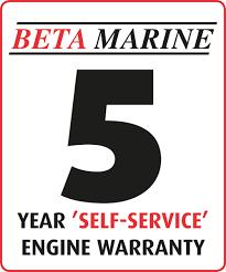 Beta 25 - Beta Marine