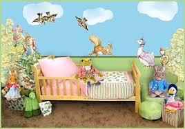 Elegant PETER Rabbit Bedroom Decorating Ideas Peter Rabbit Wall Mural Stickers